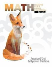 Math Level 4: Lessons for a Living Education (Paperback or Softback)
