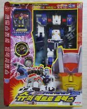 Takara Tomy Transfomer Cybertron  Galaxy Force GC-23 SUPER METROPLEX New