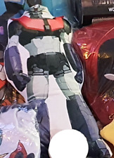 "Mazinger Z Plush 12"" Anime Toy Doll Otaku Gift Mecha Robot infinity Tranzor Z"