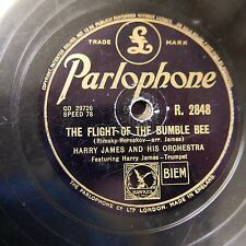 78rpm harry james FLIGHT OF THE BUMBLE BEE / CARNIVAL OF VENICE