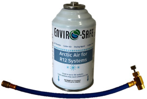 For R12 Systems, Artic Air, GET COLDER AIR, R12 Support, Artic Taper/hose