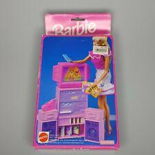 1993 Barbie Home Entertainment Center Mattel SKU# 10176515 Vintage NIB Authentic