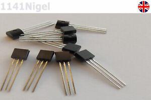 2N5551 TO-92 5551 Amplifier Transistors -