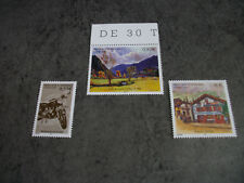 1 LOT 3 TIMBRES NEUFS ANDORRE 2005 /Y.T.N°615/616/614