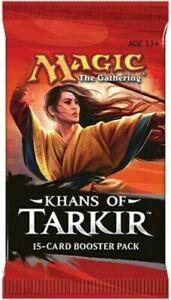 MTG KHANS OF TARKIR Booster Pack!! (x 1)