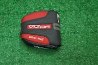 Wilson Staff Vizor Putter Headcover Head Cover Golf Very Good