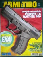 armi e tiro 1996 3 prove pistole walther fucili exa revolver archi safari caccia