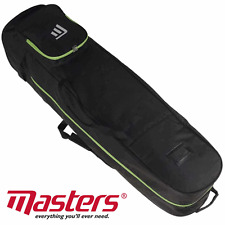 Masters Deluxe roues Rembourré Sac De Golf Flight Cover Travel Cover