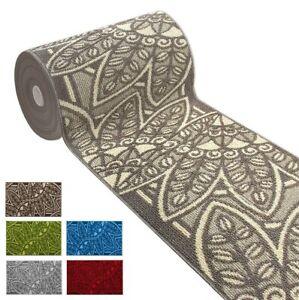 Runner Tailored per Meter H 60 CM Carpet Customized Non-Slip Rimmed