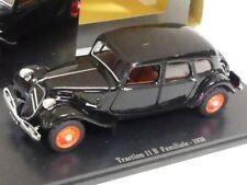 1/43 CITROEN TRACTION 11 B socialisation familiale 1938 Noir 084950729