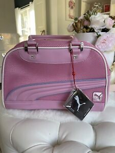 Women's pink puma workout bag new with tags