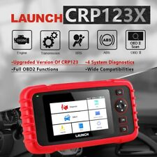 2020NEW! LAUNCH X431 PRO CRP123X Airbag ABS Diagnostic Scann Tool OBD2 Code Read