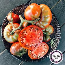 ‼️NEU BLACK KRIM Tomatensamen 10 Samen TOP SORTE! RUSSISCHE HISTORISCHE TOMATE