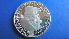 Empire Saxony Silver 3 Mark 1917 (1991) Friedrich D.Wise IN Pp (6656)