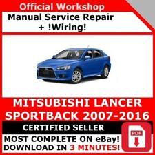 mitsubishi outlander english german full service repair manual 2006 2010