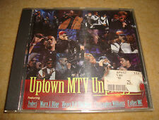 UPTOWN MTV UNPLUGGED - JODECI MARY J BLIGE HEAVY D CHRSTOPHER WILLIAMS FATHER MC