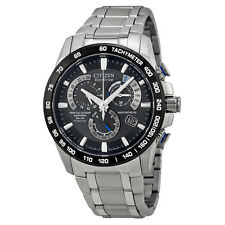 Citizen Eco-Drive Titanium Mens Automatic Watch AT4010-50E-AU