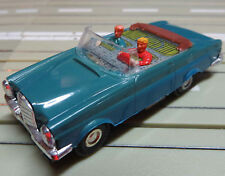 Faller Ams Mercedes 300 Se Cabriolet With Block Engine, 60er Years Toy Toy
