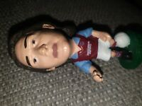 IAN BISHOP WEST HAM UNITED CORINTHIAN FOOTBALL PROSTARS SERIES FIGURE - rare