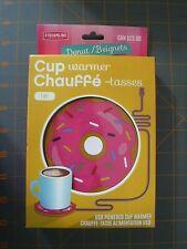 USB powered Cup Warmer By Streamline Tea Coffee Mug Warmer for Office Home Desk