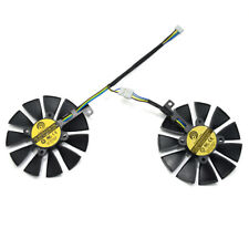 88MM Graphics Card Cooler Fan For ASUS ROG STRIX GTX1060 1070 Ti RX 470 570 580