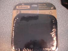 Fellowes Mouse Pad Medium Black 58024