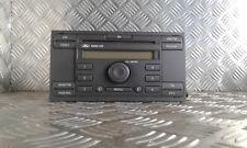 Autoradio CD FORD Focus C-Max I (1) Phase 1 de 09/2003 à 03/2007