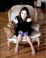 Paige Turco authentic signed celebrity 8x10 photo W/Cert Autographed 2716b