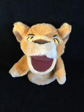 "Walt Disney Company Lion King Kiara Plush Hand Puppet 9"""