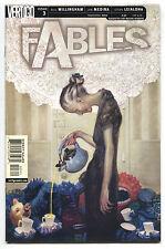 Fables 3 DC Vertigo 2002 NM Bill Willingham