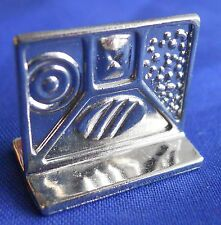 Scene It? TV Deluxe Edition DVD TV Dinner Tray Silver Replacement Game Token