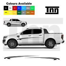 Side Stripes Stickers For Ford Ranger Raptor Sticker Decal Decals 4x4 Off Road