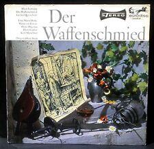 Lortzing Der Waffenschmied, grosser querschnitt Horst Stein stéréo Duske Ilosvay