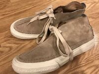 b1e00d57f7 Vans Vault x Taka Hayashi TH Nomad Chukka Shoes Leather Pony Hair Boots  Size 9