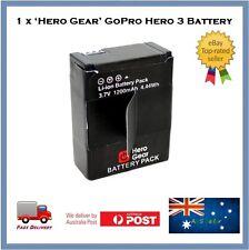 GoPro Hero 3+ /3 Compatible Battery -Longer Lasting Than Original Go Pro Battery