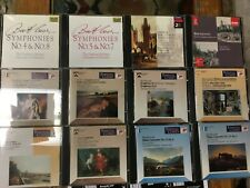 Beethoven Piano Concertos Nos. 1-4 George Szell Gilels + Cleveland Orchestra Lot