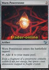 2x Worn Powerstone (Abgenutzter Kraftstein) Commander 2015 Magic