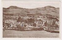 Perthshire postcard - Aberfoyle from Kirkton - P/U (A302)