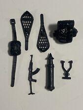 Gi Joe BlackMajor Snow Serpent Accessories (BLACK)