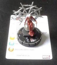 Heroclix Amazing spider-man Madame Web SR super rare unused #048