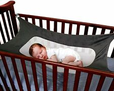 Lonykibee Baby Hammock for Crib or Bed Gray (#36)