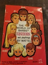 The World of Barbie Fashions and Playthings Book One