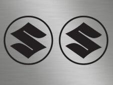 Suzuki Avant Arrière Côté Voiture Jeep Moto vinyl decals stickers badge Fenêtre