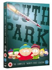 South Park: The Complete Twenty-first Season [DVD]