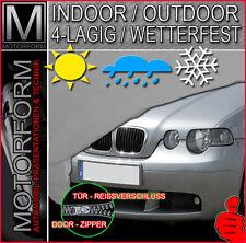 Bmw 3er Compact e46 encaja perfectamente + resistente a la intemperie cubierta protectora protección manta muy garaje