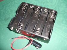 10 x AA corte Batteria SUPPORTO + preformata PP3 Batteria afferrare
