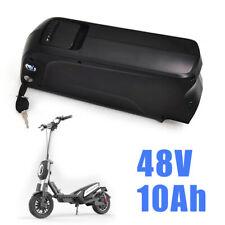 48V 10Ah E Bike Akku Fahrrad Accu Li-ion Batterie Pedelec Ladegerät E-Bike