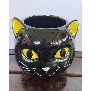 Yankee Candle Black Cat Jar Candle Holder