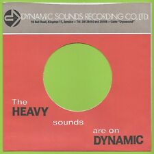 DYNAMIC SOUNDS REPRODUCTION RECORD COMPANY SLEEVES - (pack of 10)