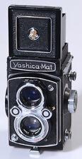 YASHICA MAT !!! MOYEN FORMAT 6x6 !!!! TWIN-LENS - Lumaxar lens